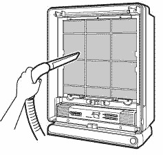 Угольный дезодорирующий фильтр Daikin 1980767 для MCK75J