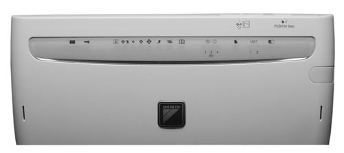 Обзор очистителя и увлажнителя воздуха Daikin MC70LVM